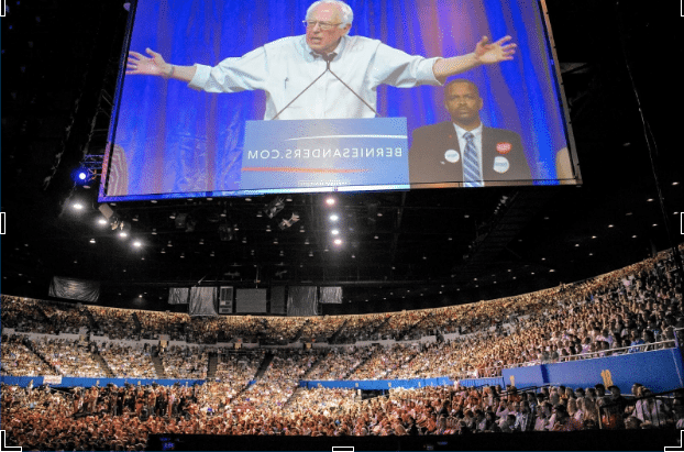 The Symbolism of the Bernie Sanders Campaign
