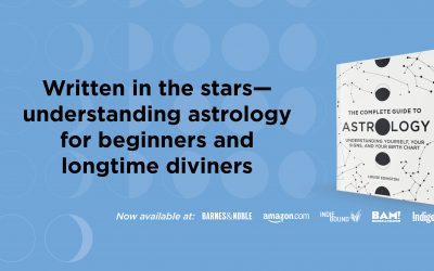 The Complete Guide to Astrology! Announcing my NewBook.